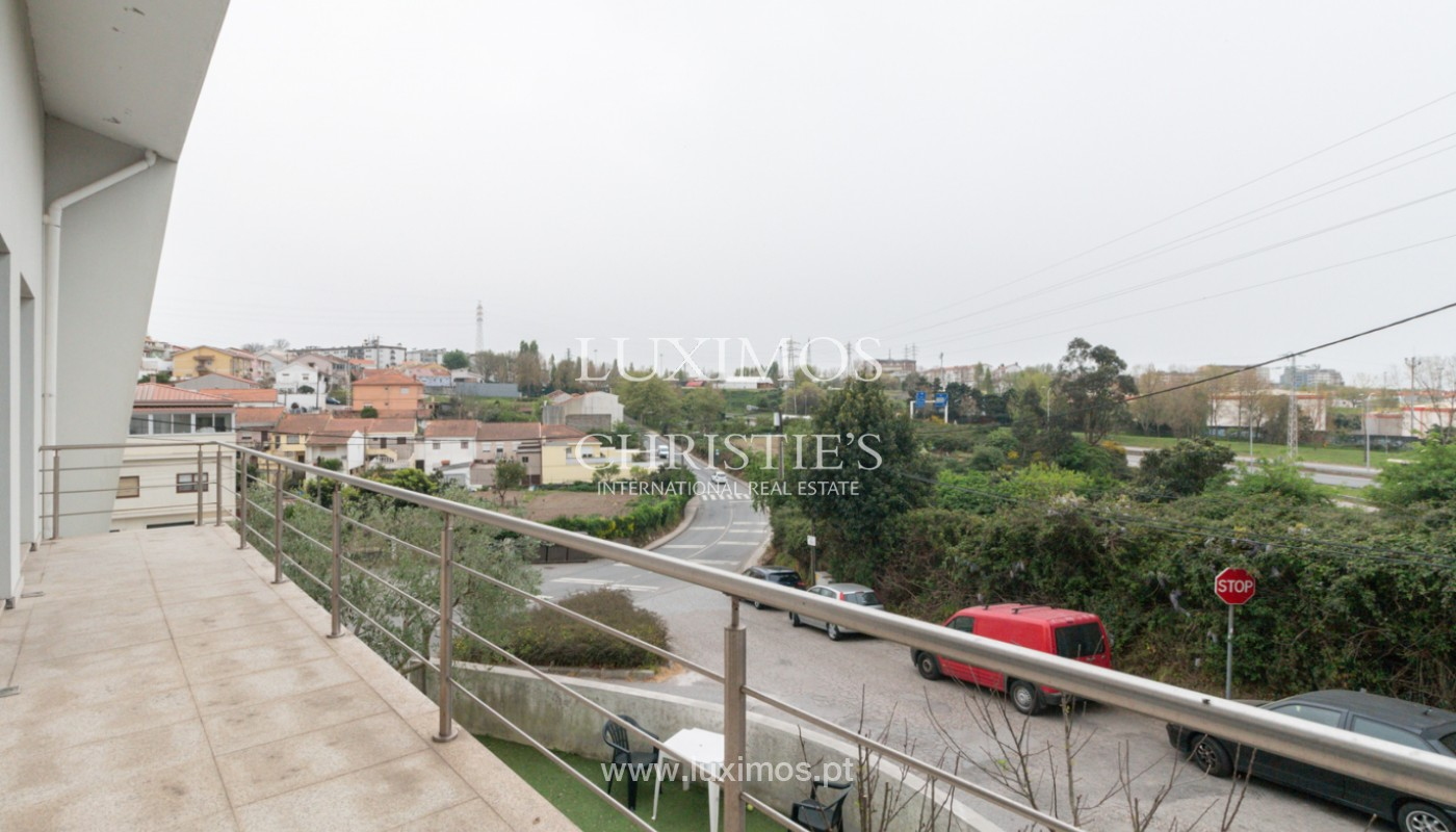 Modern villa with covered terrace, for sale, in Matosinhos, Portugal_165966