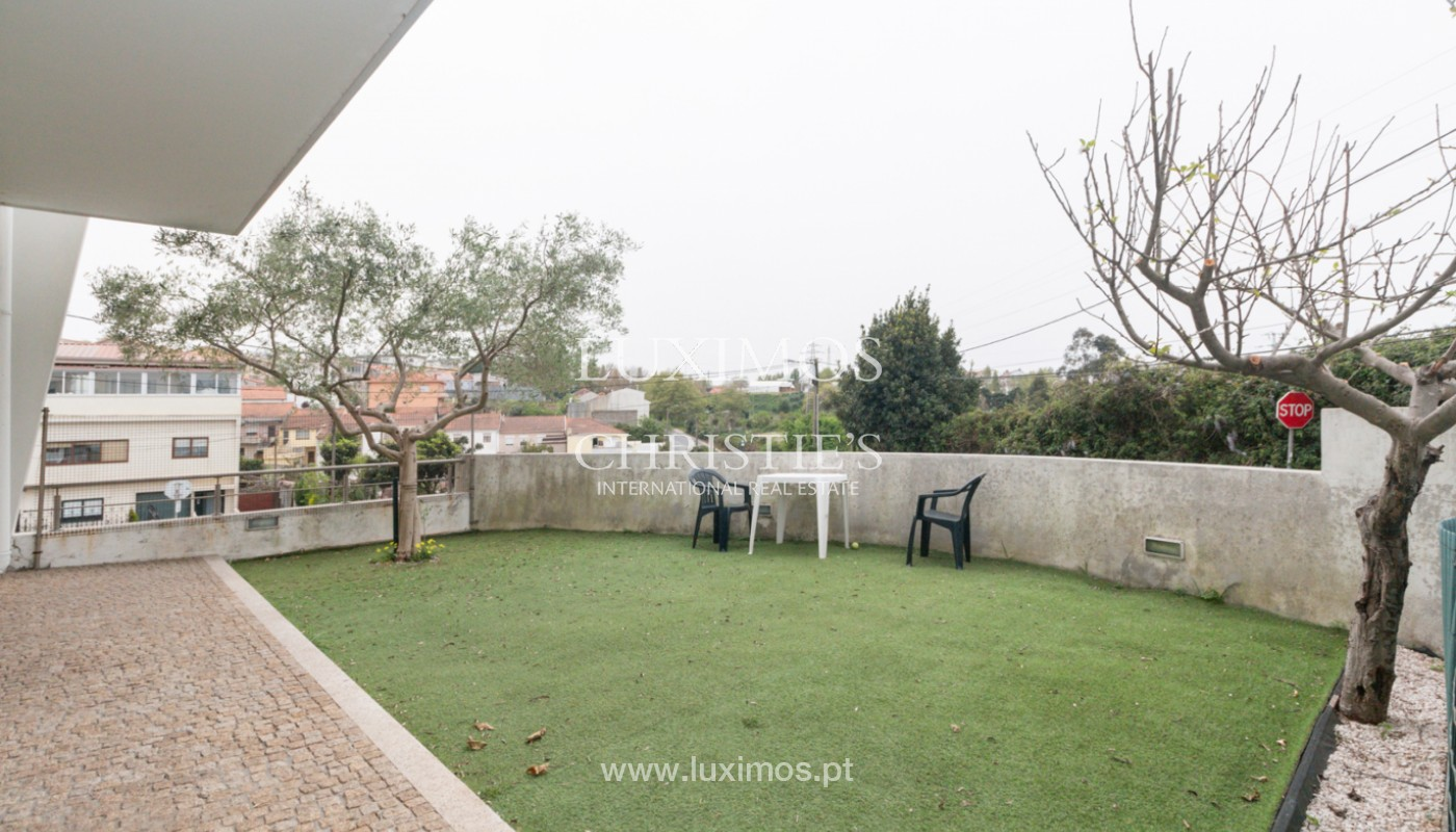 Modern villa with covered terrace, for sale, in Matosinhos, Portugal_165968