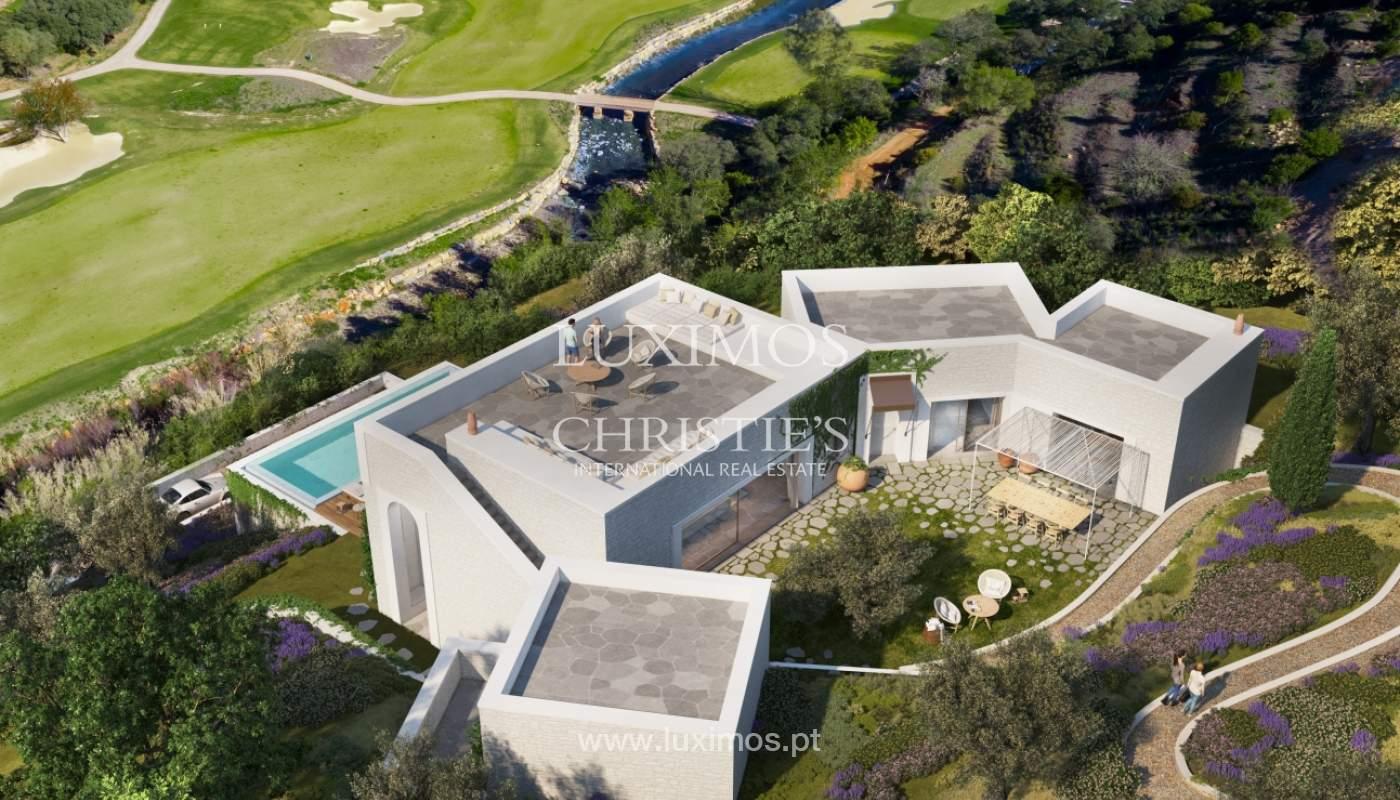 Casa de lujo de 4 dormitorios, complejo exclusivo, Querença, Algarve_166000