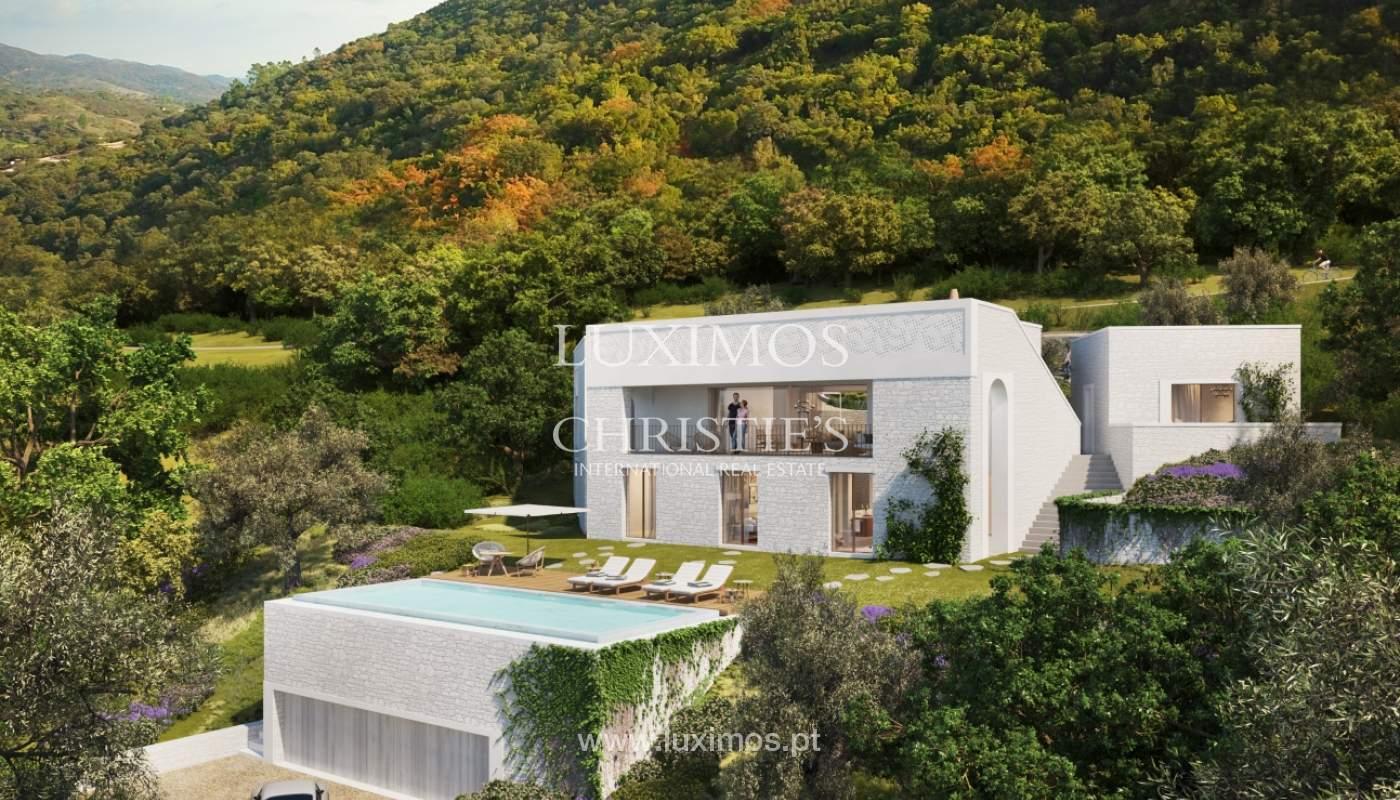 Casa de lujo de 4 dormitorios, complejo exclusivo, Querença, Algarve_166002
