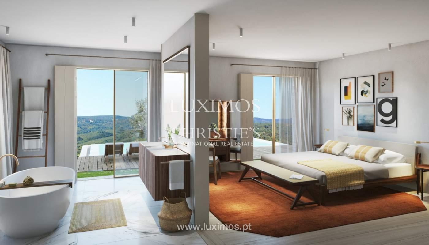 Casa de lujo de 4 dormitorios, complejo exclusivo, Querença, Algarve_166012