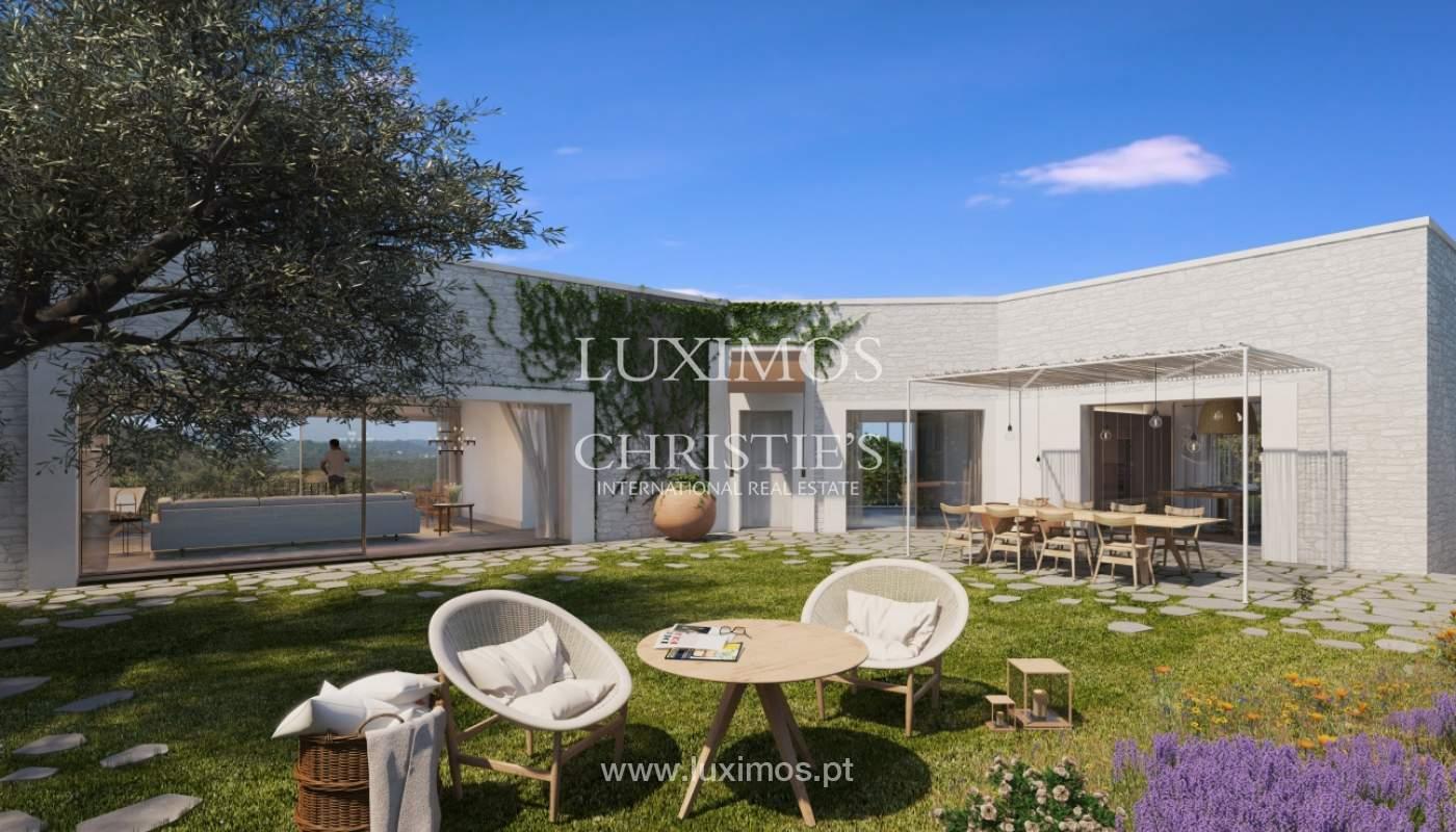 Casa de lujo de 4 dormitorios, complejo exclusivo, Querença, Algarve_166015