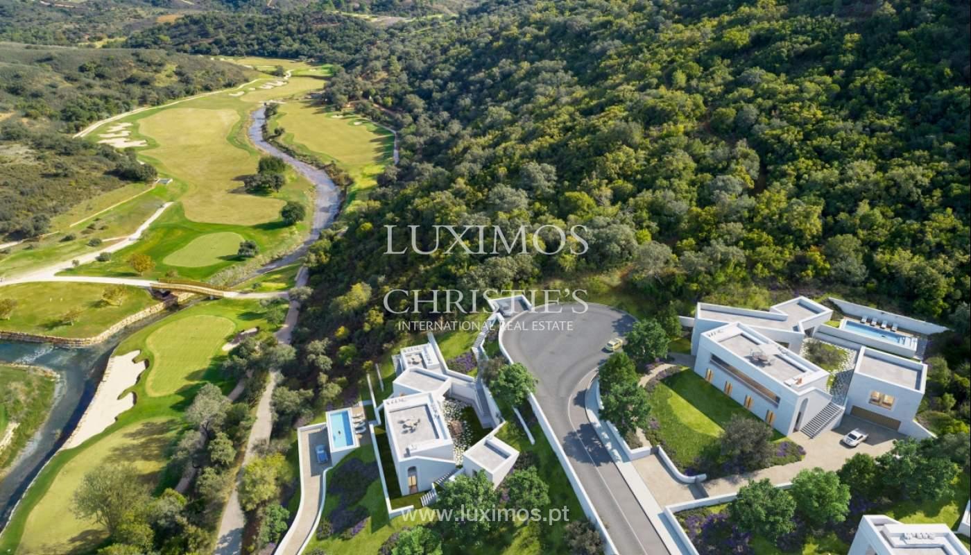 Casa de lujo de 4 dormitorios, complejo exclusivo, Querença, Algarve_166016