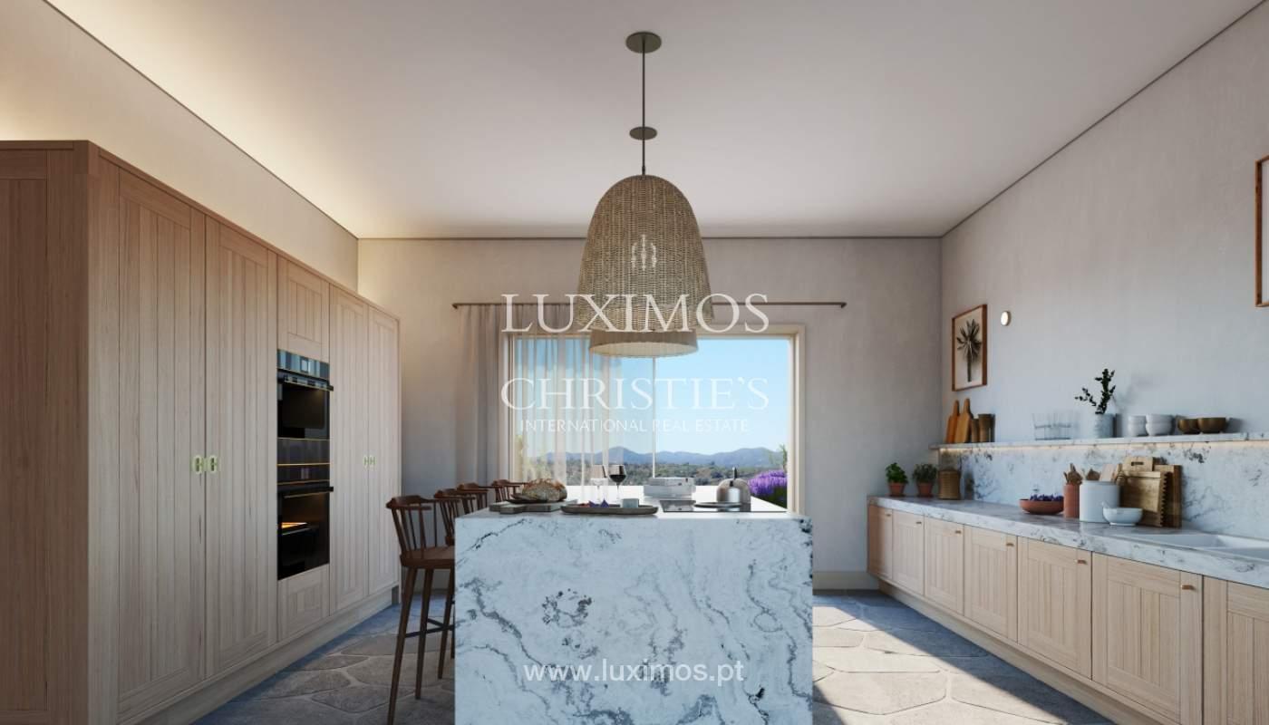 Casa de lujo de 4 dormitorios, complejo exclusivo, Querença, Algarve_166021