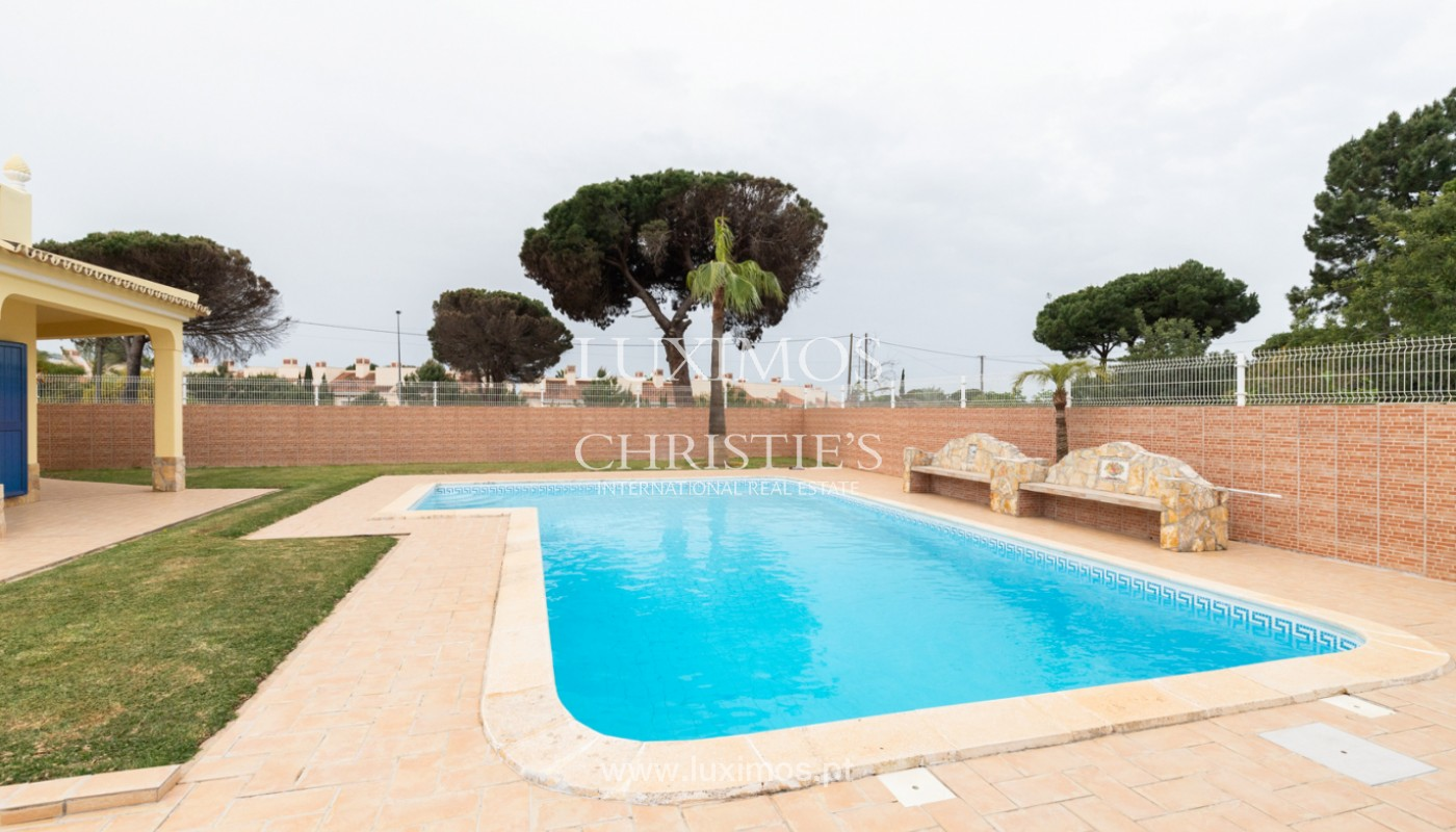 Moradia tradicional, com vista mar, Quarteira, Algarve_166107