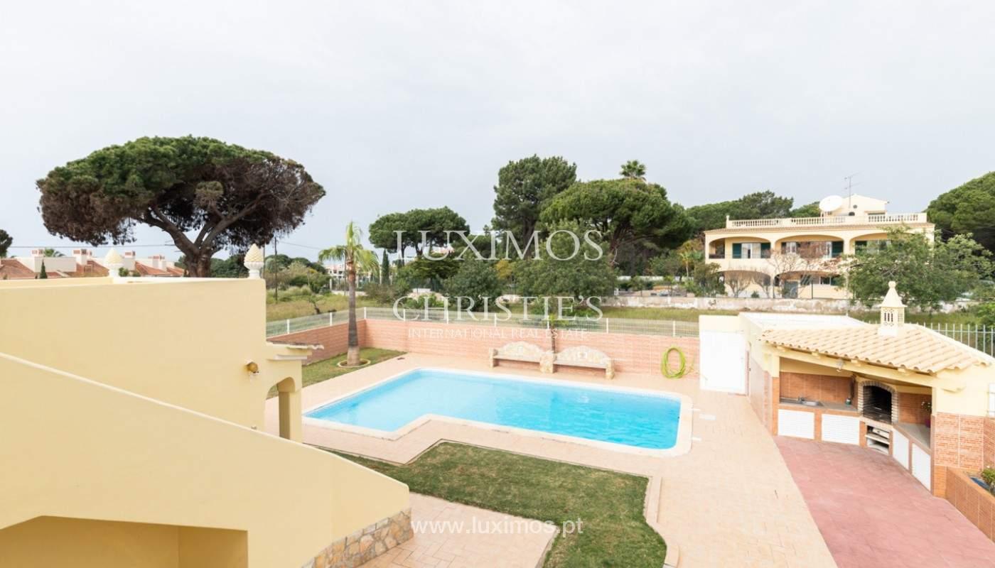 Moradia tradicional, com vista mar, Quarteira, Algarve_166108
