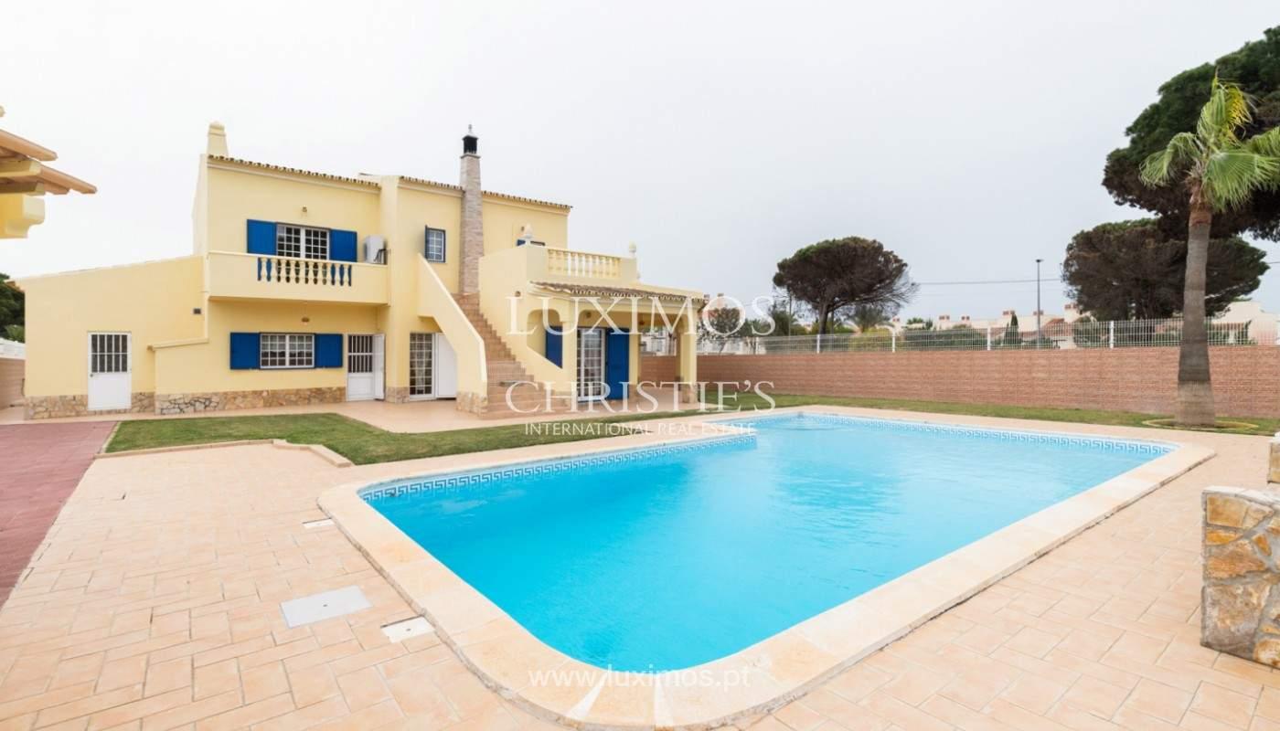 Moradia tradicional, com vista mar, Quarteira, Algarve_166110
