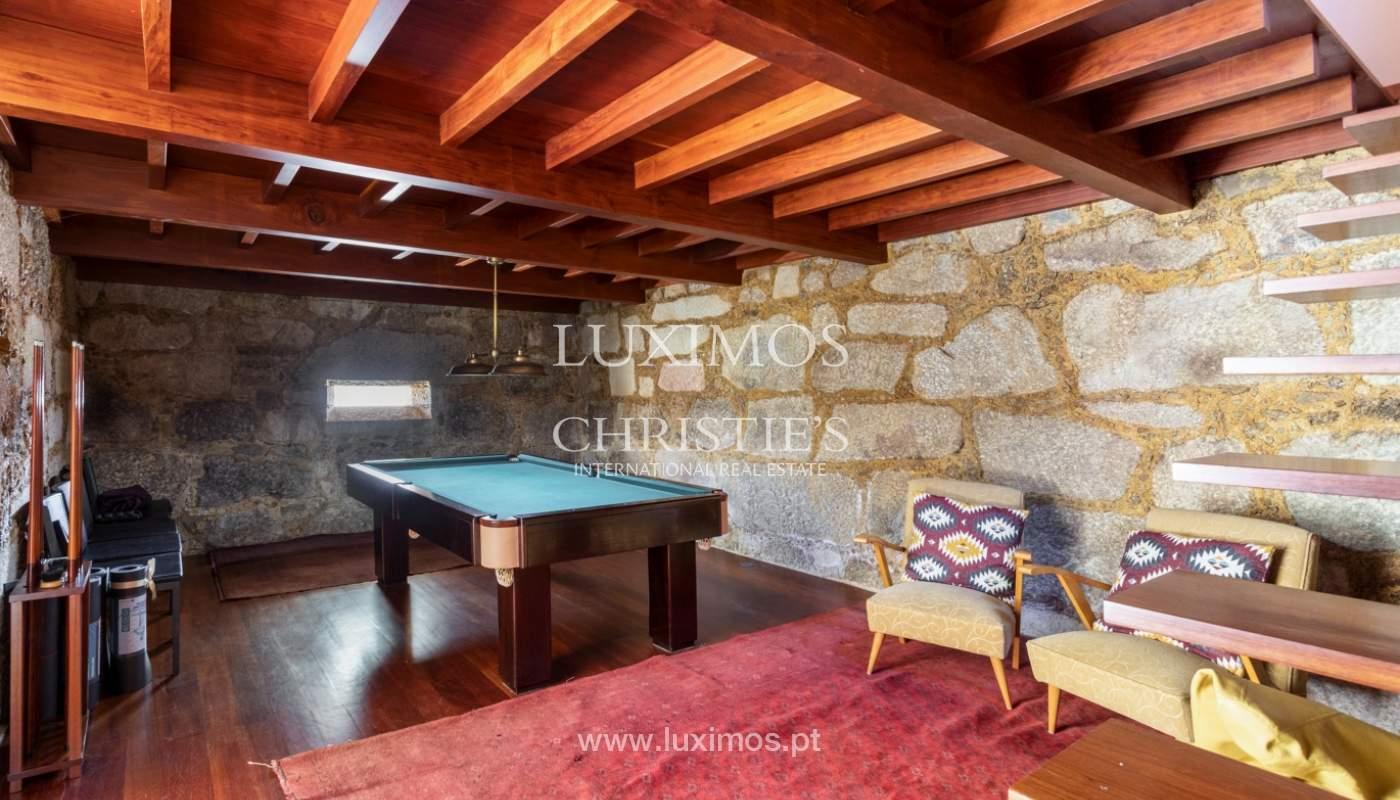 Venda: Casa de Campo contemporânea, com piscina e jardins, Barcelos_166192