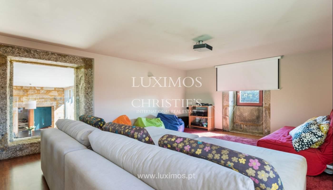 Venda: Casa de Campo contemporânea, com piscina e jardins, Barcelos_166194