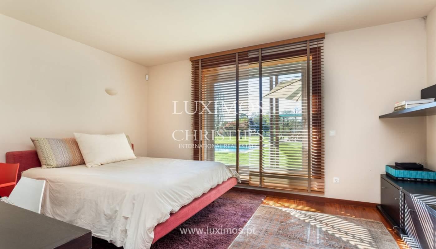 Venda: Casa de Campo contemporânea, com piscina e jardins, Barcelos_166227