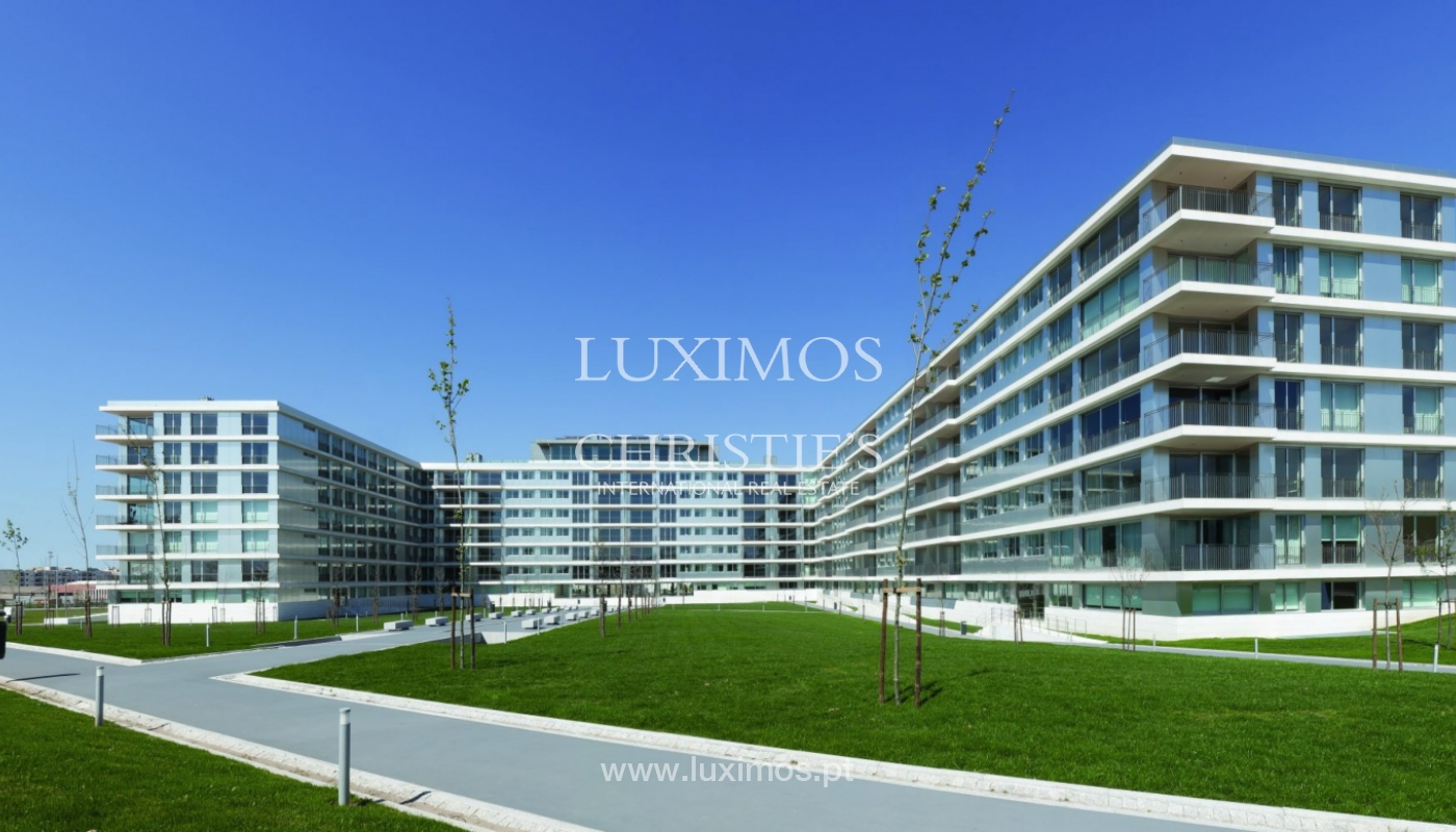 New and modern apartment with balcony, in Matosinhos, Porto, Portugal_166238