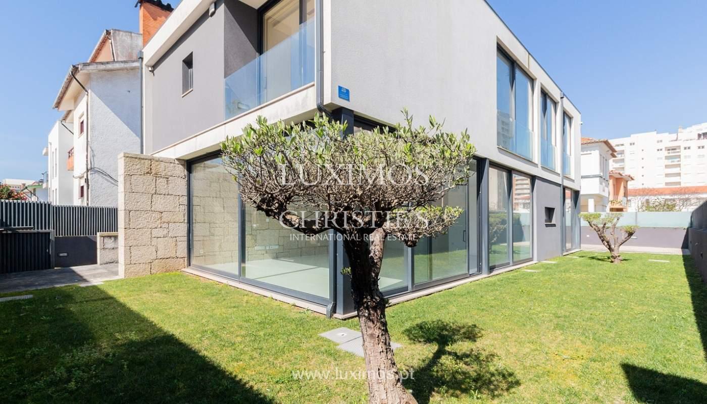 Moradia nova com jardim, para venda, na Póvoa de Varzim_166463