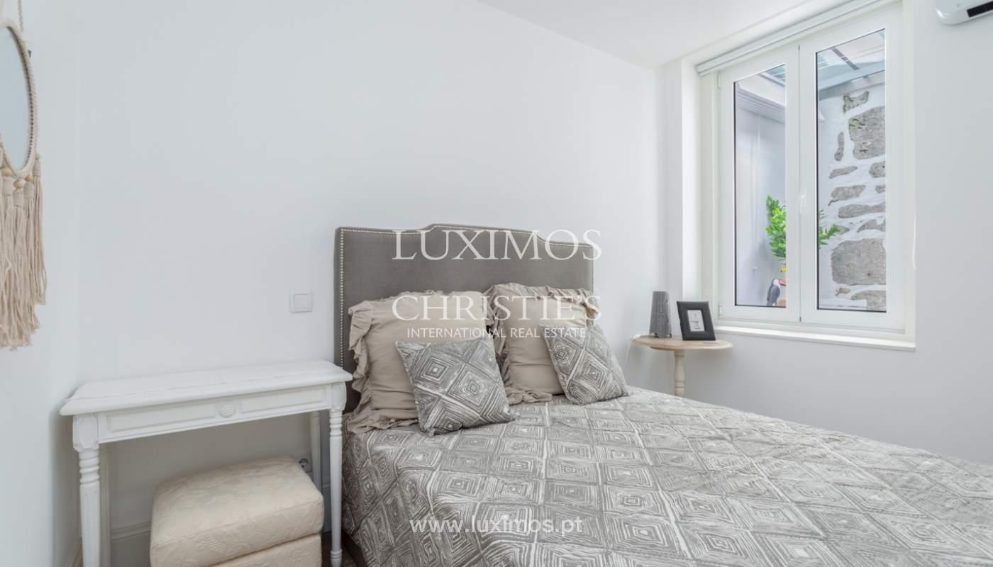Appartement avec terrasse couverte, à vendre, dans le centre-ville de Porto, Portugal_166498