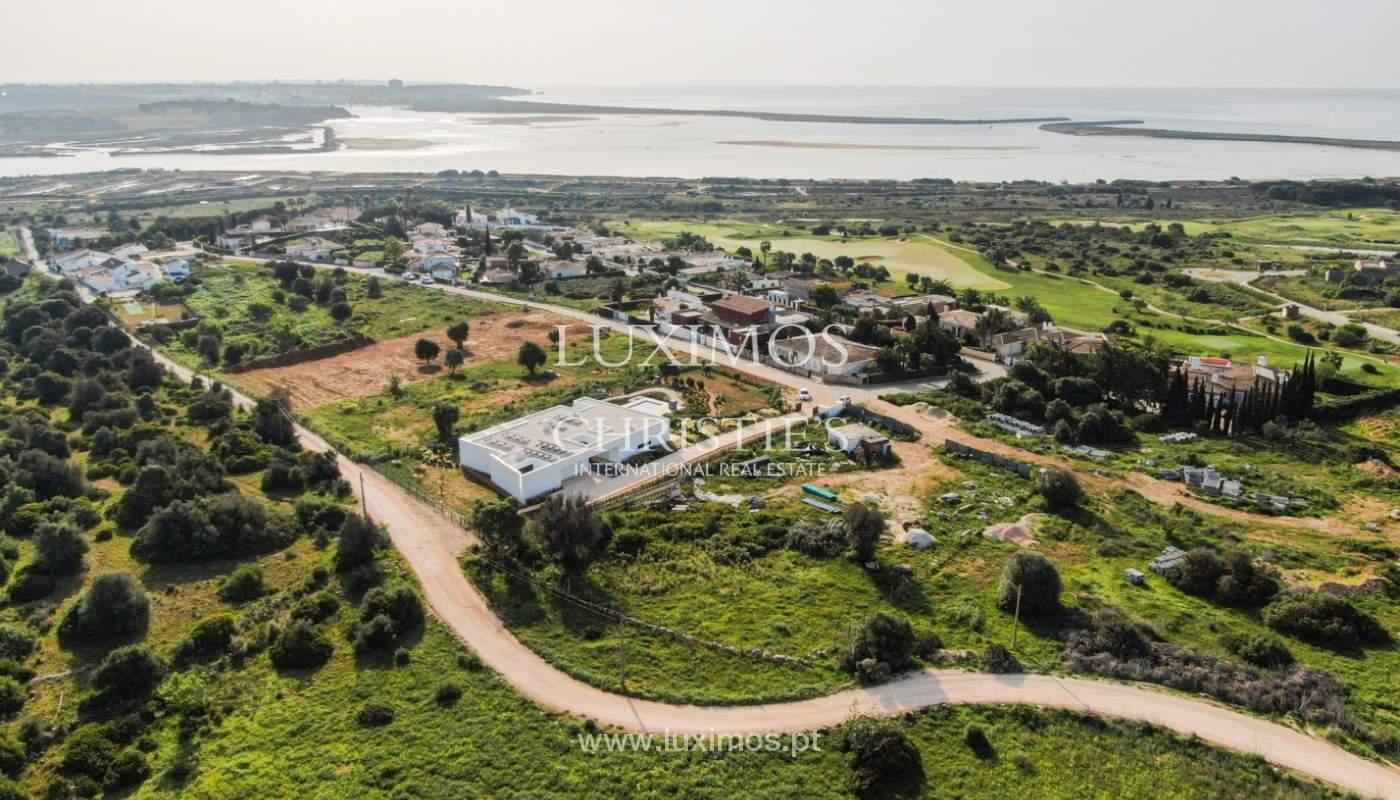 Parcelas para la construcción de villas con proyecto aprobado, Odiáxere, Lagos_166592