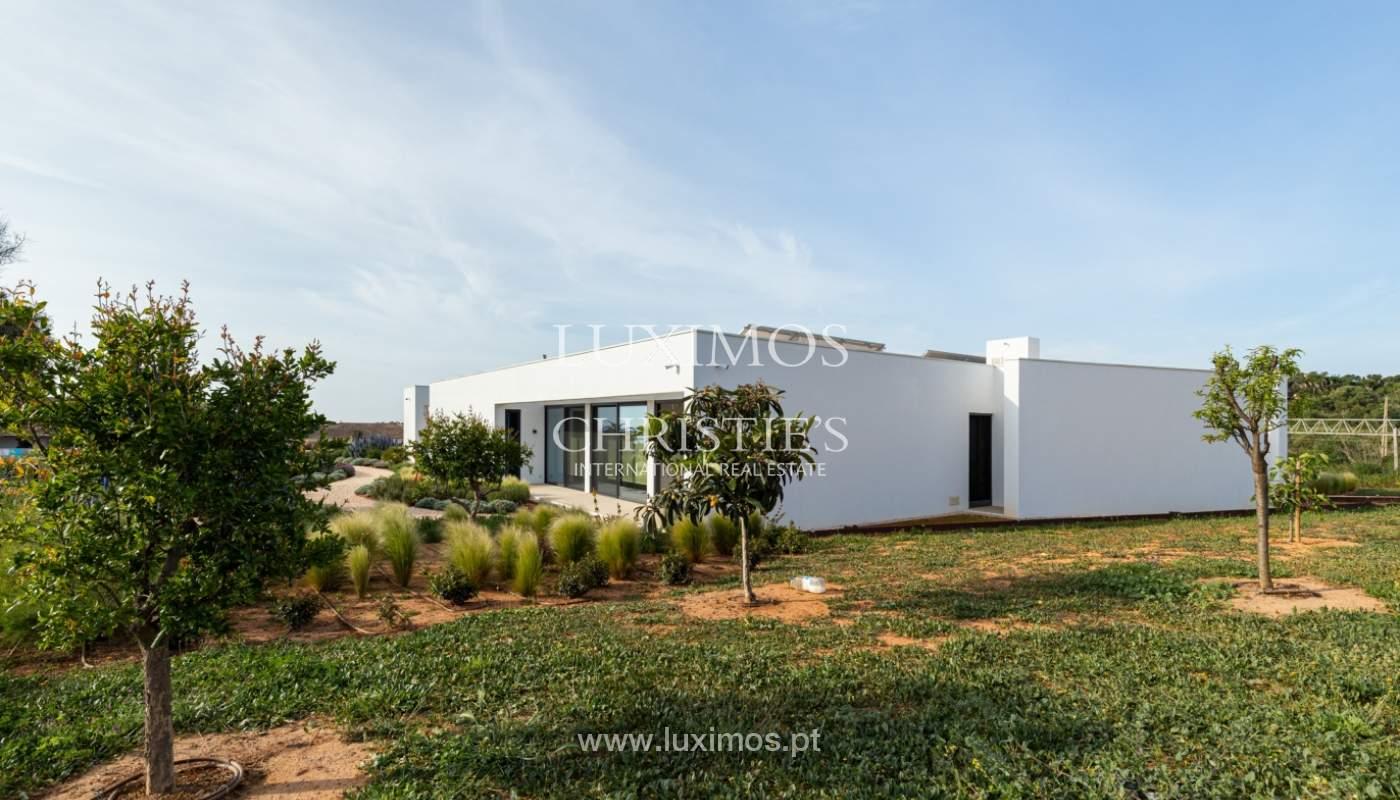 Parcelas para la construcción de villas con proyecto aprobado, Odiáxere, Lagos_166616