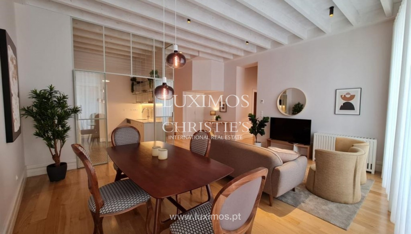 Modern apartment, for sale, in the centre of Porto, Portugal_166833