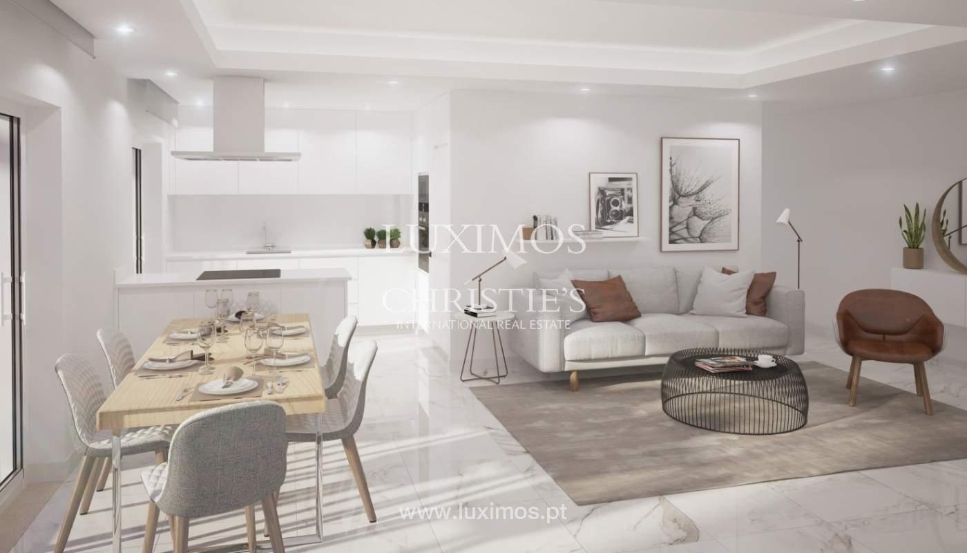 Venta de apartamento en construcción, terraza, Lagos, Algarve, Portugal_167027