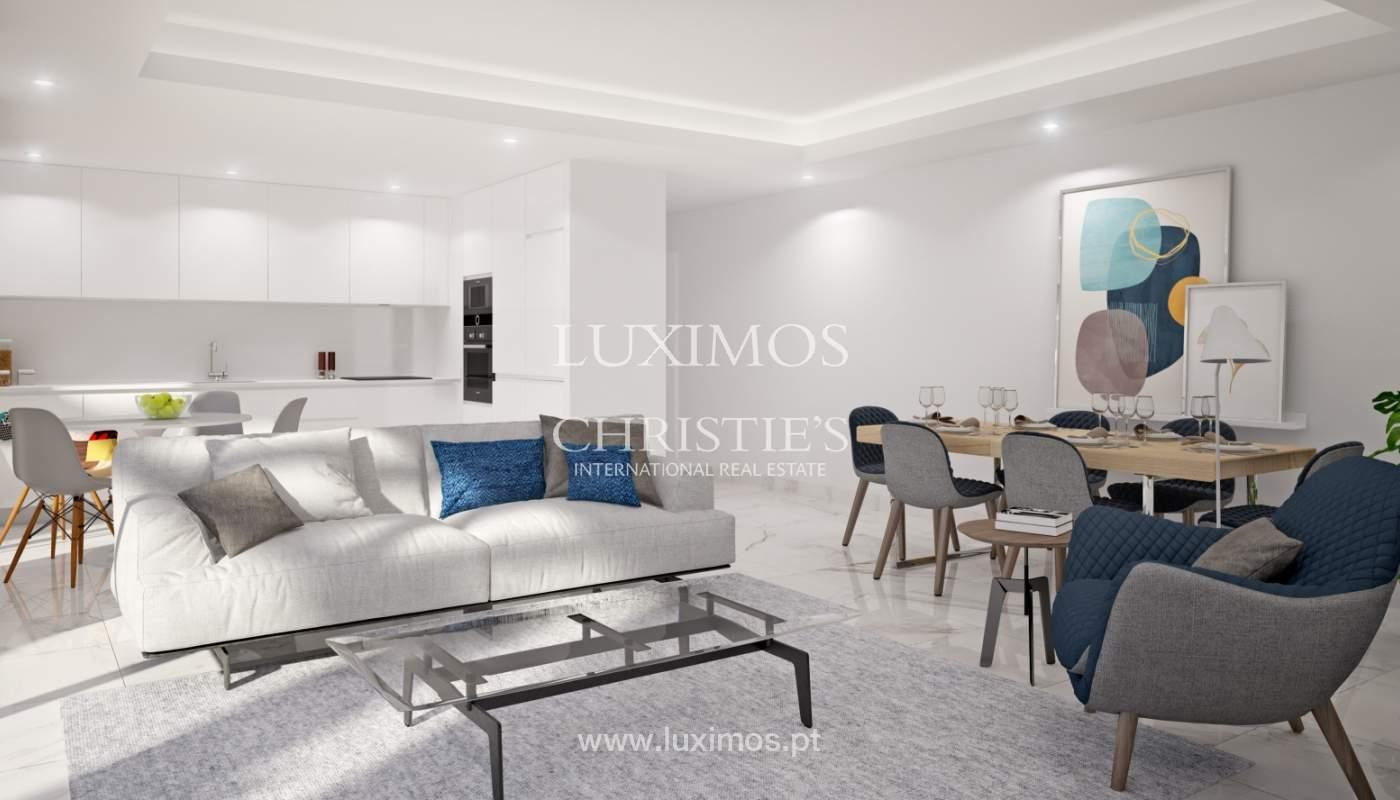 Venta de apartamento en construcción, terraza, Lagos, Algarve, Portugal_167029