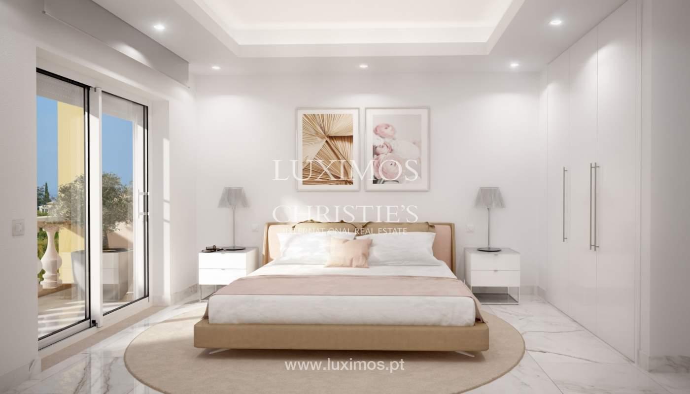 Venta de apartamento en construcción, terraza, Lagos, Algarve, Portugal_167030