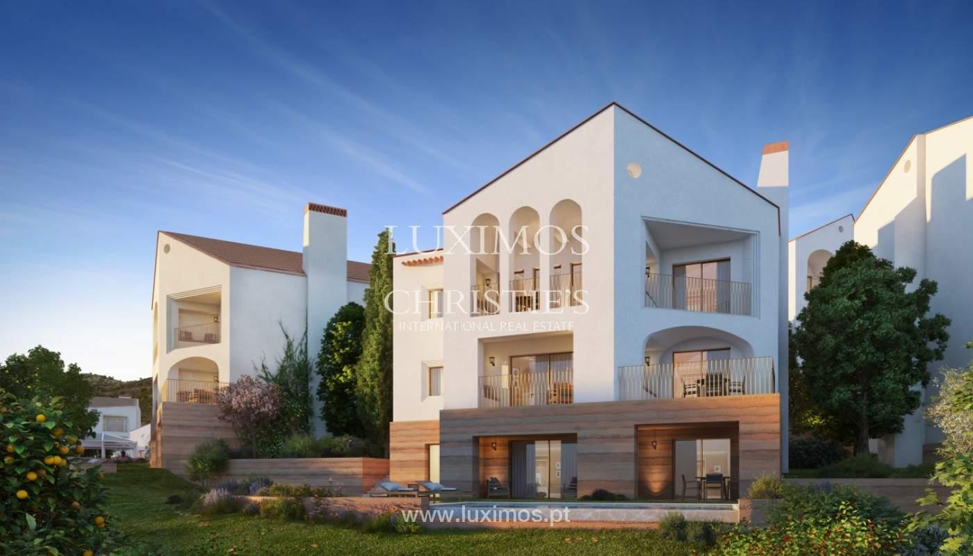 Apartamento de 2 dormitorios con piscina, resort exclusivo, Querença, Algarve_167131