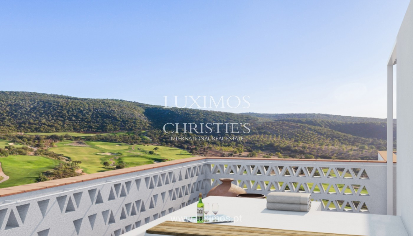 Apartamento de 2 dormitorios con piscina, resort exclusivo, Querença, Algarve_167146