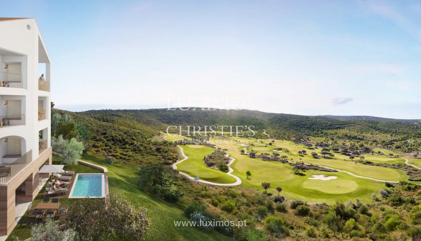 Apartamento de 2 dormitorios con piscina, resort exclusivo, Querença, Algarve_167147