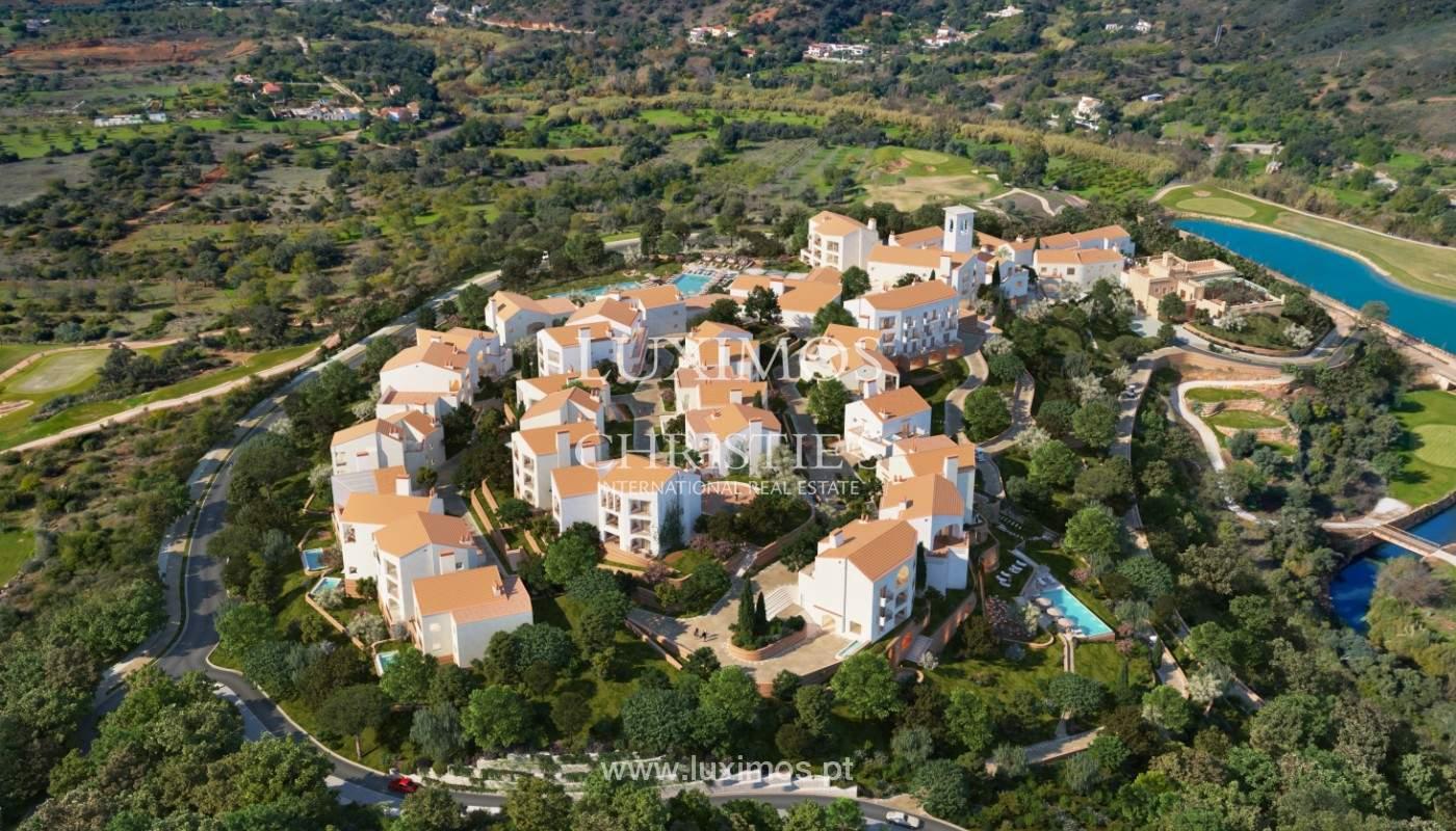 Apartamento de 2 dormitorios con piscina, resort exclusivo, Querença, Algarve_167213