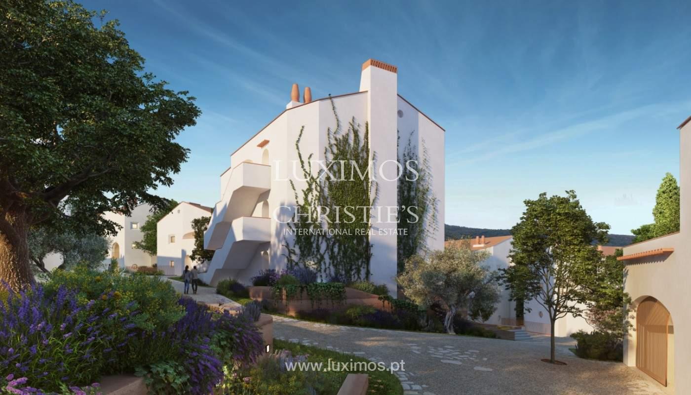 Apartamento de 2 dormitorios con piscina, resort exclusivo, Querença, Algarve_167215