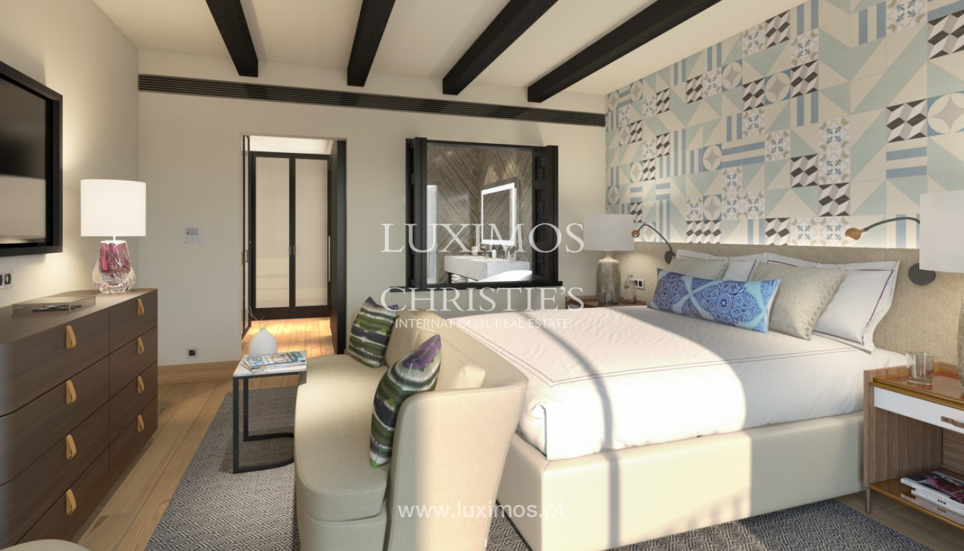 Apartamento de 2 dormitorios con piscina, resort exclusivo, Querença, Algarve_167223