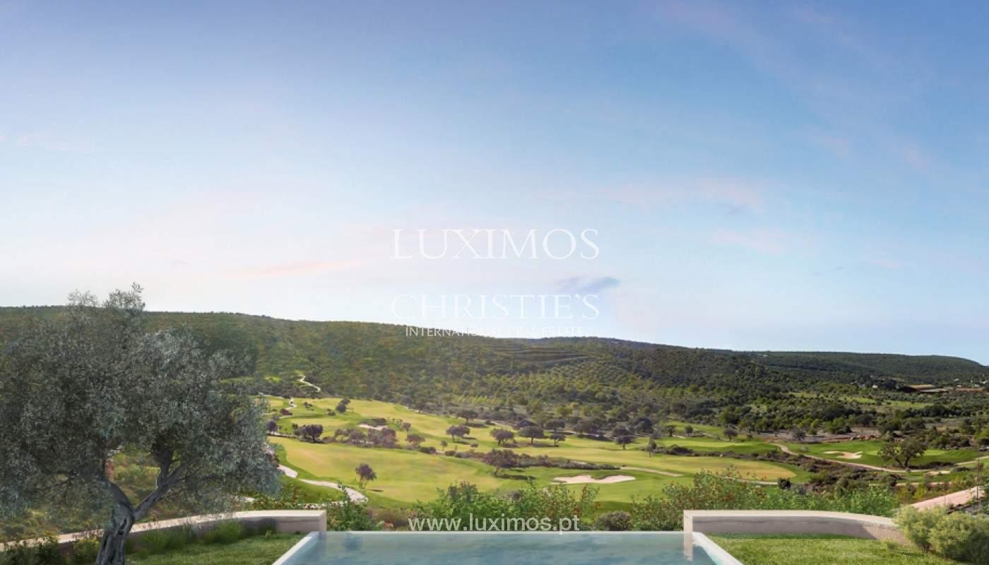 Apartamento de 2 dormitorios con piscina, resort exclusivo, Querença, Algarve_167225