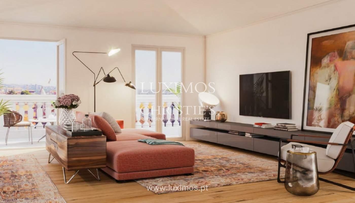 Nuevo y moderno apartamento con balcón, en venta, en Oporto, Portugal_167330