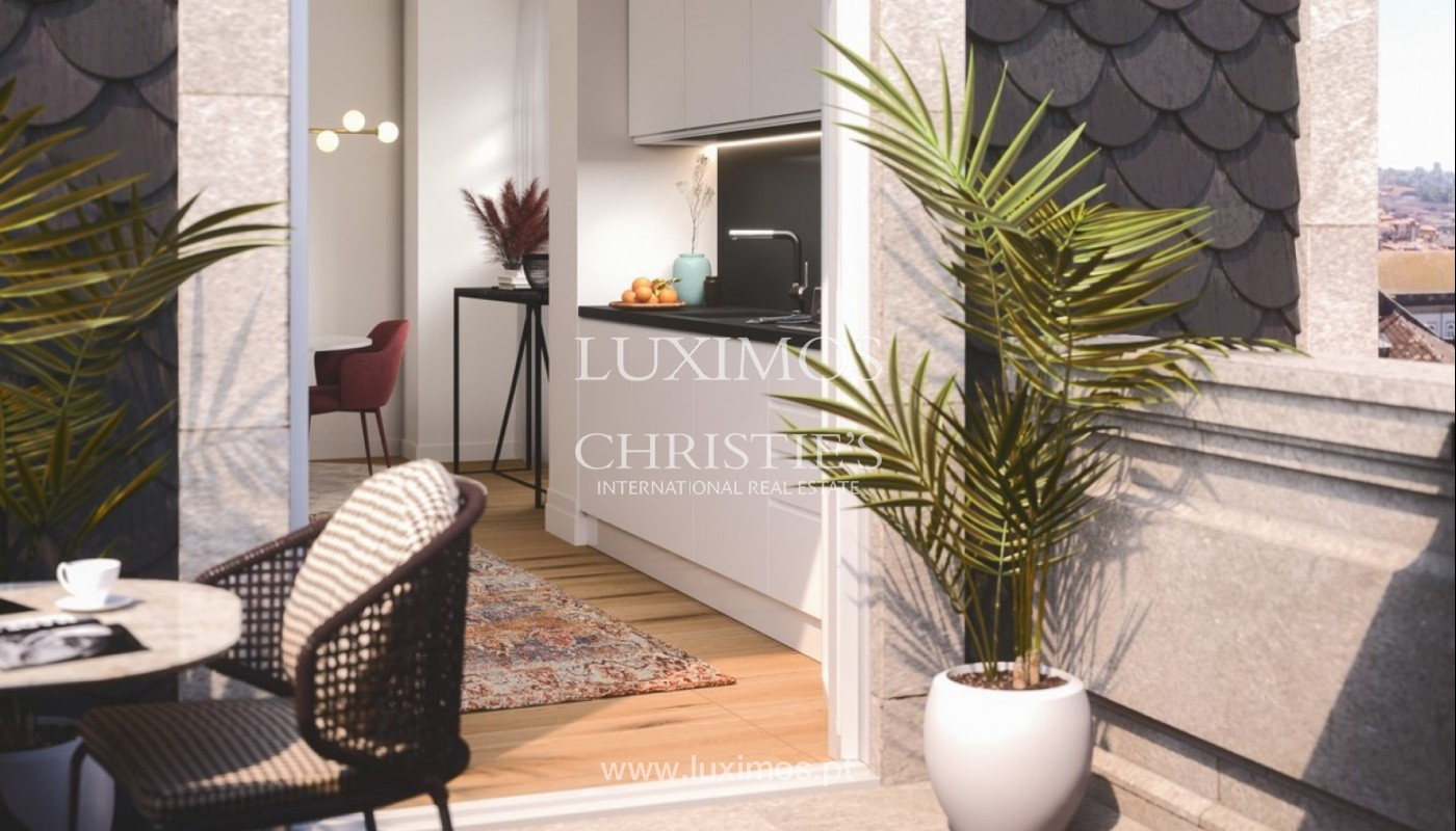 New and modern apartment with terrace, for sale, in Porto, Portugal_167363