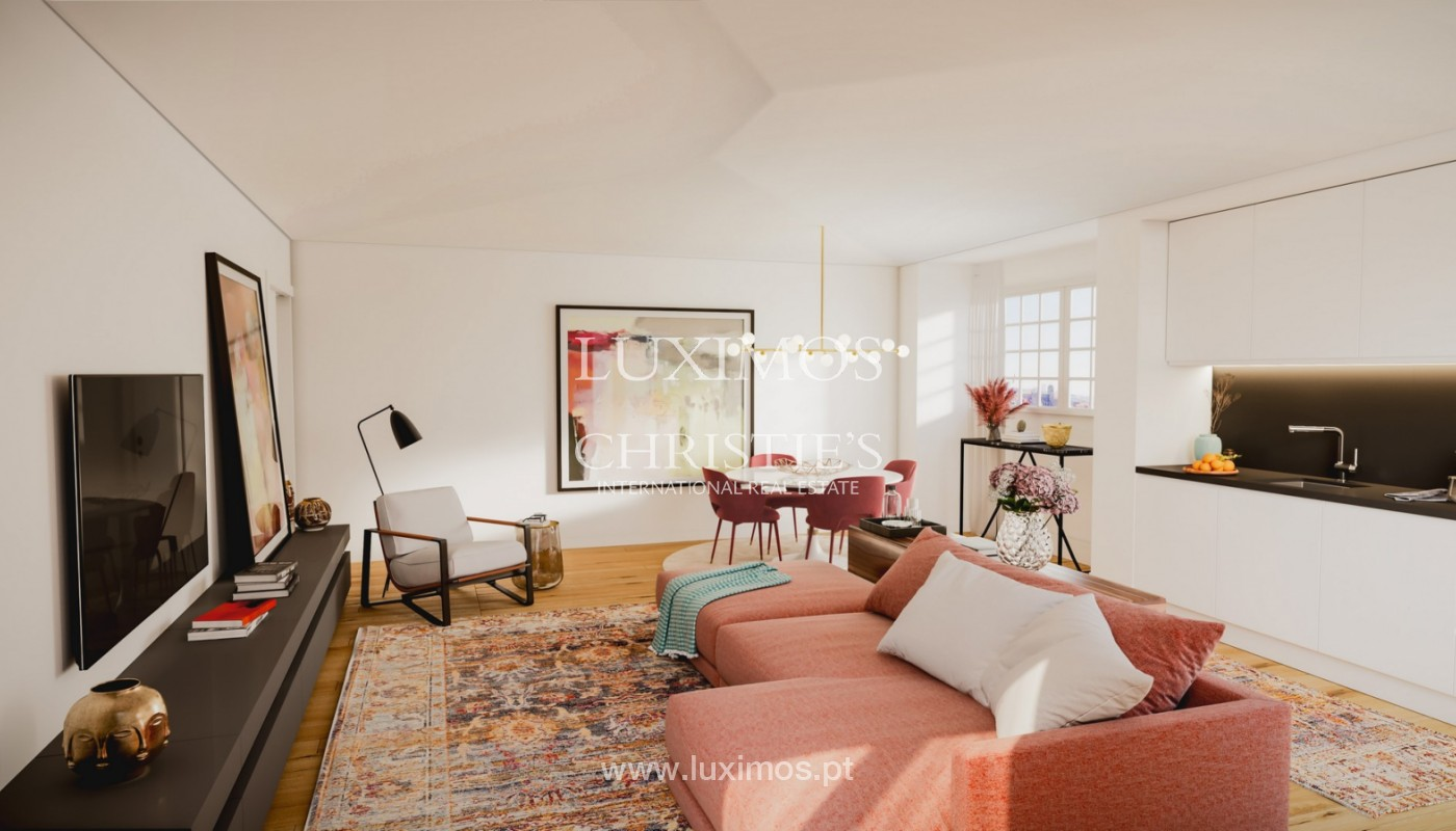 New and modern apartment with terrace, for sale, in Porto, Portugal_167366