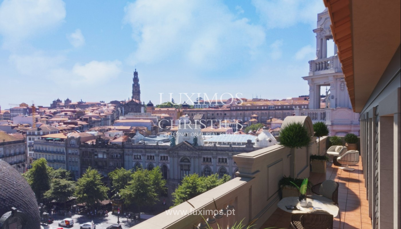 New and modern apartment with terrace, for sale, in Porto, Portugal_167387