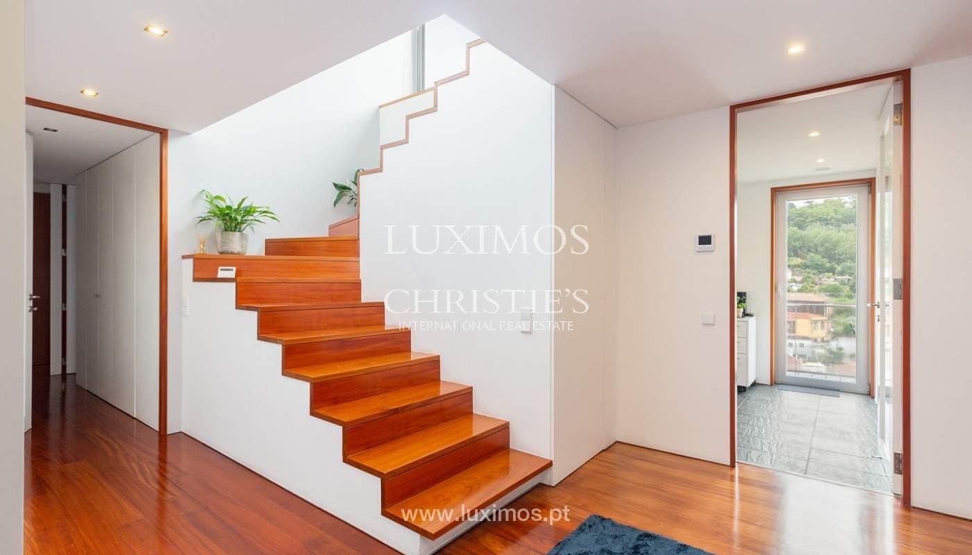 Appartement duplex avec vue sur la rivière, à vendre, à Porto, Portugal_169648