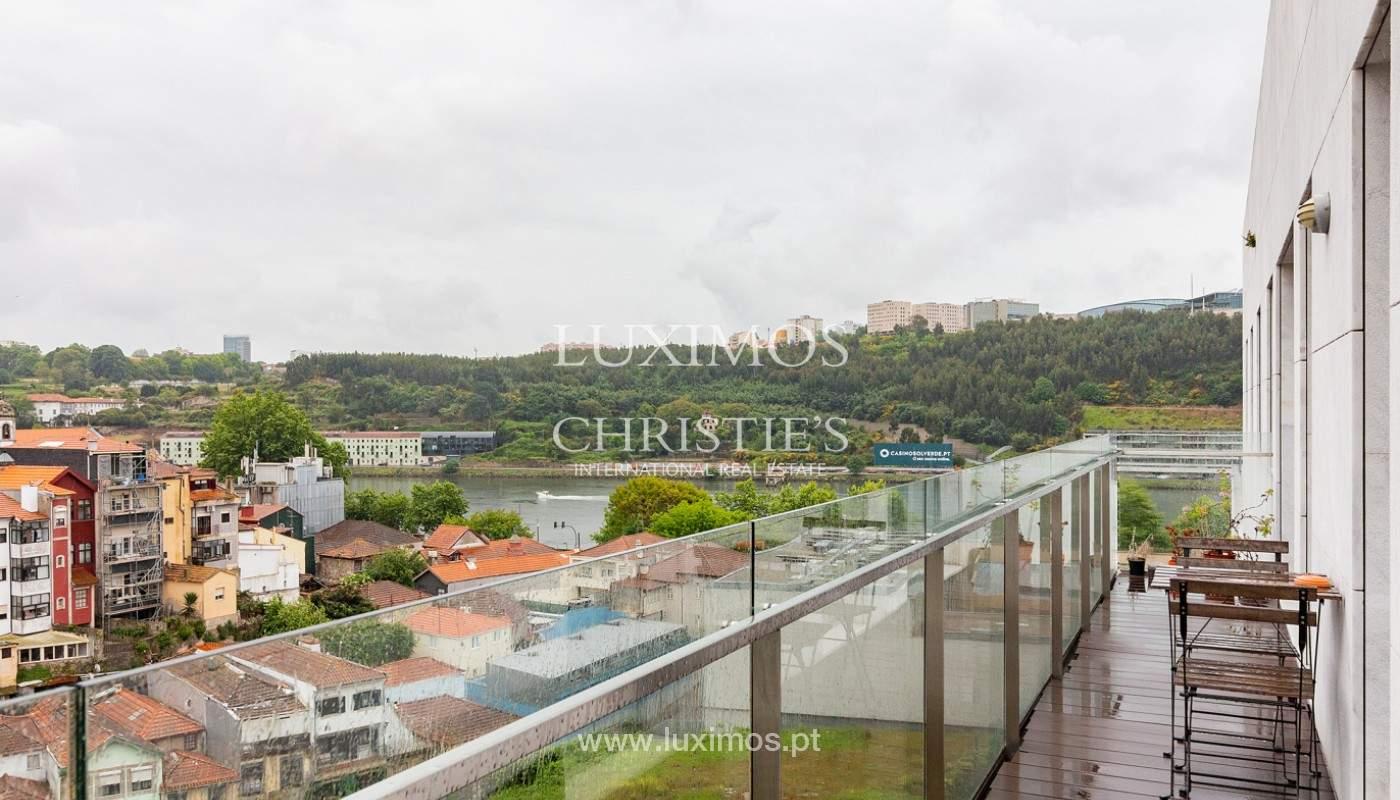 Appartement duplex avec vue sur la rivière, à vendre, à Porto, Portugal_169649