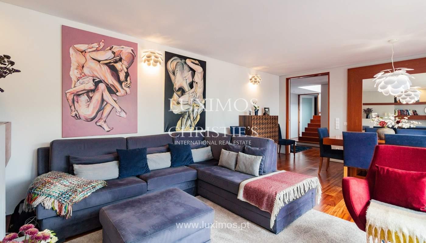 Appartement duplex avec vue sur la rivière, à vendre, à Porto, Portugal_169651