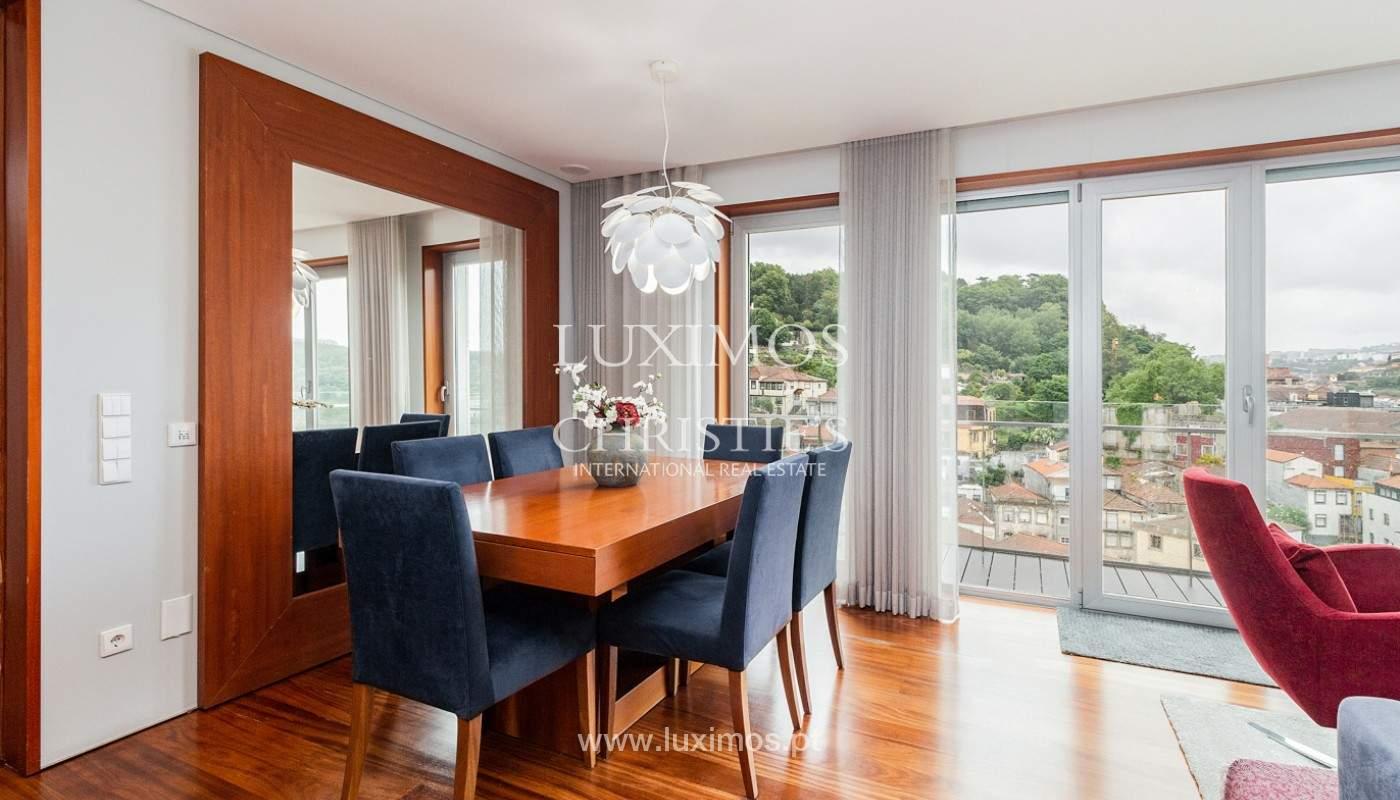 Appartement duplex avec vue sur la rivière, à vendre, à Porto, Portugal_169653