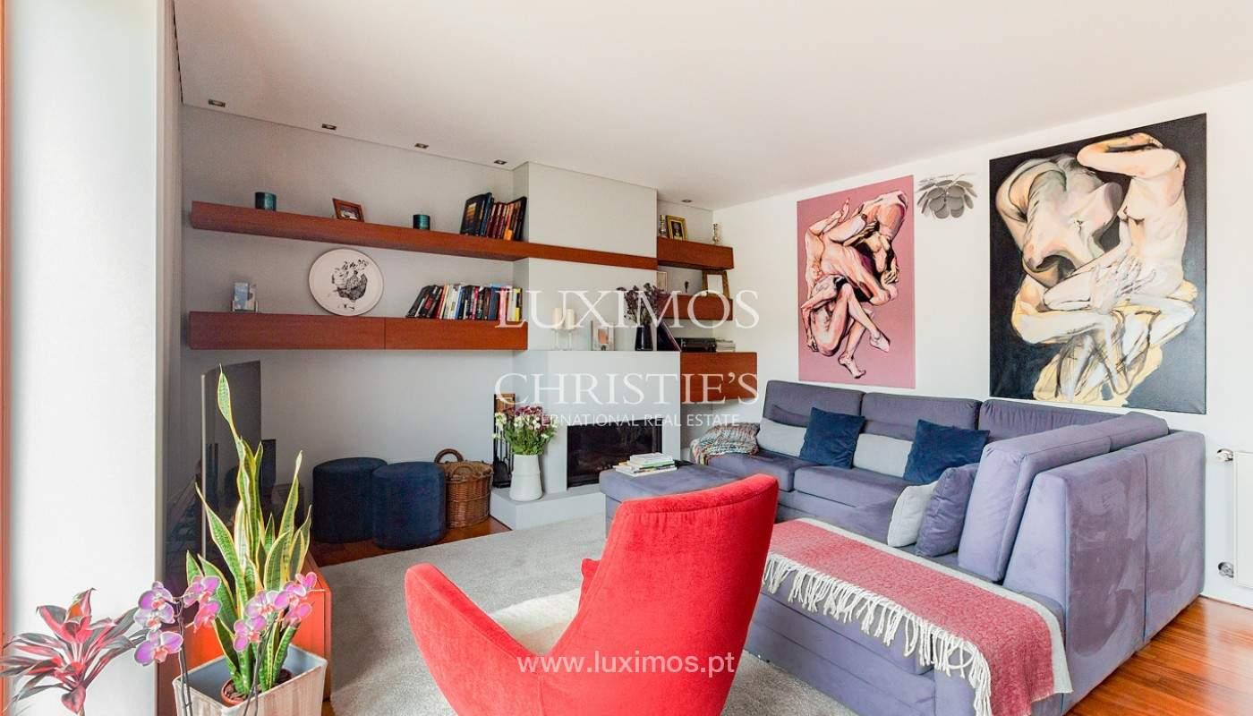 Appartement duplex avec vue sur la rivière, à vendre, à Porto, Portugal_169656