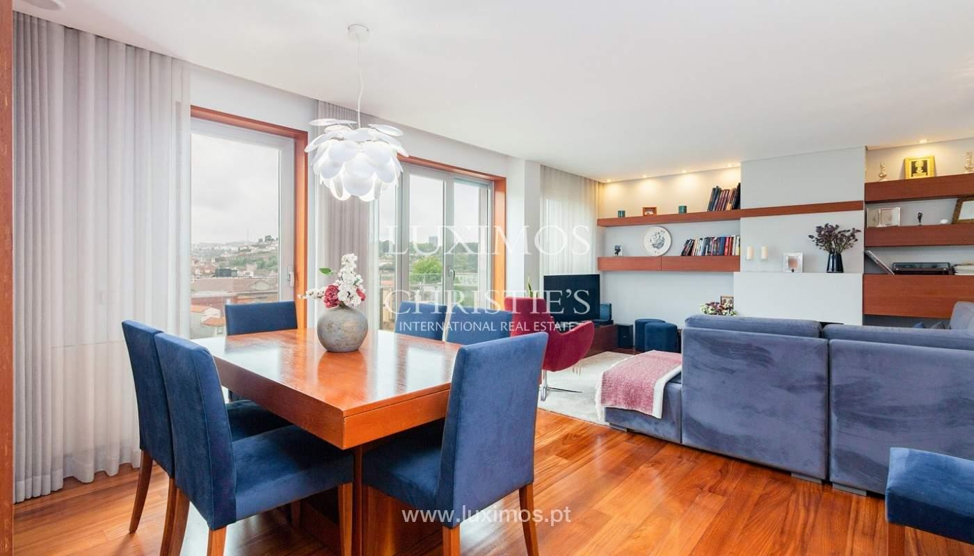 Appartement duplex avec vue sur la rivière, à vendre, à Porto, Portugal_169658