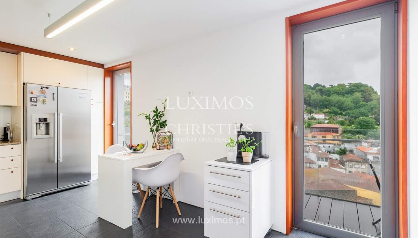 Appartement duplex avec vue sur la rivière, à vendre, à Porto, Portugal_169665