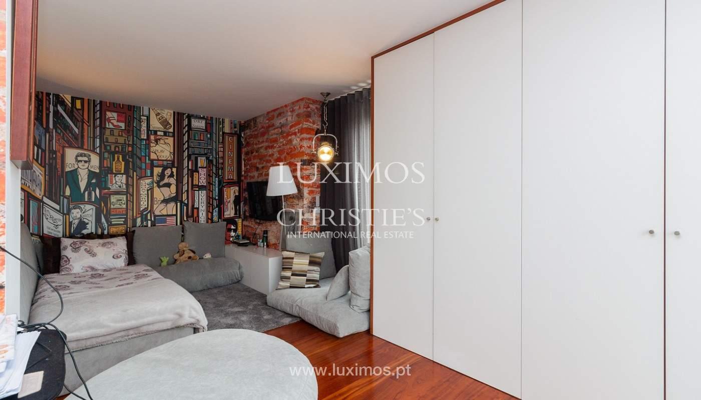Appartement duplex avec vue sur la rivière, à vendre, à Porto, Portugal_169667