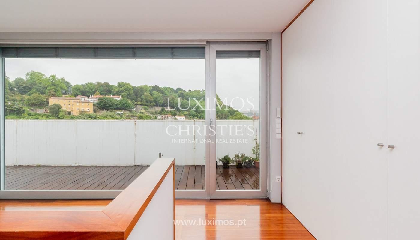 Appartement duplex avec vue sur la rivière, à vendre, à Porto, Portugal_169678