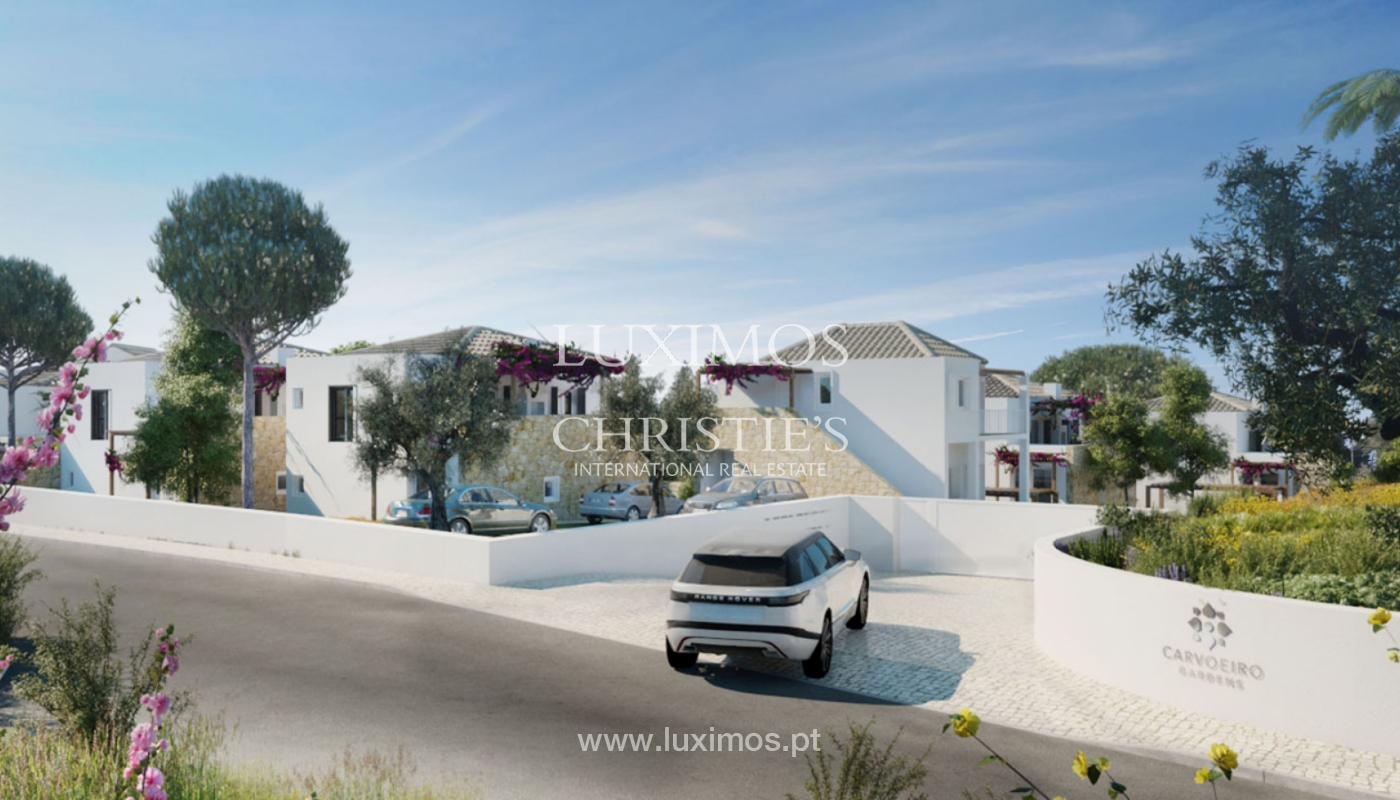 3-Betten-Villa, in Luxus-Eigentumswohnung, Carvoeiro, Algarve_169798