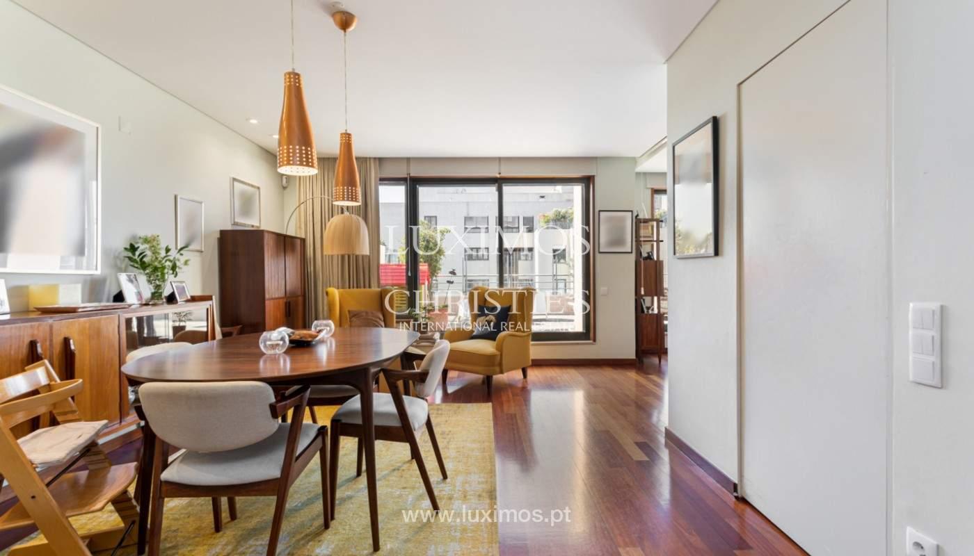 Wohnung mit Terrasse und Flussblick, zu verkaufen, in Foz, Porto, Portugal_169945