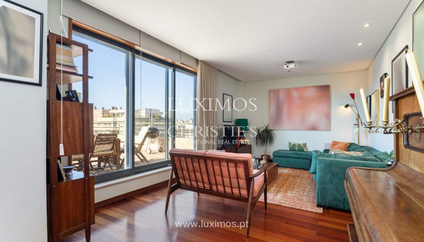 Wohnung mit Terrasse und Flussblick, zu verkaufen, in Foz, Porto, Portugal_169949