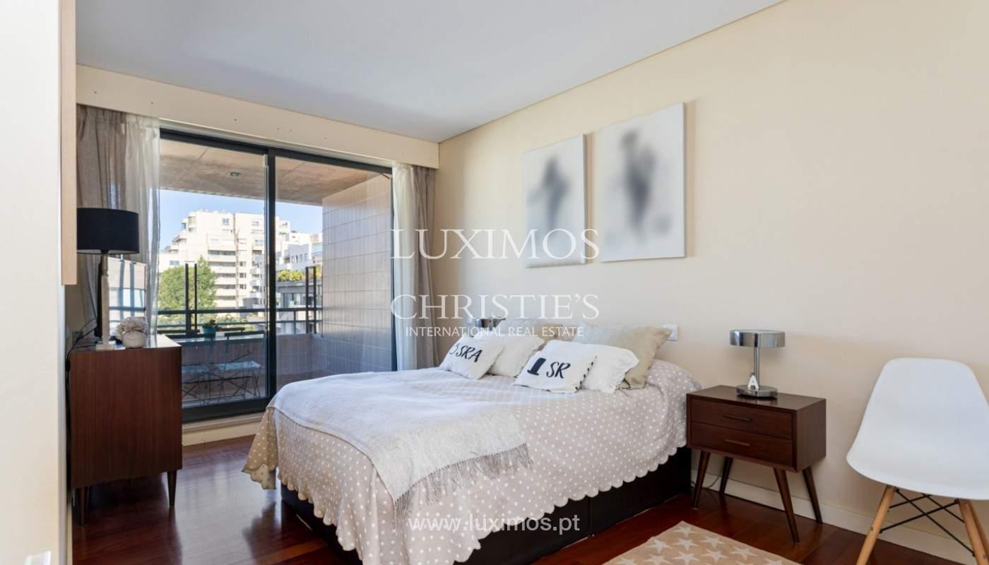 Wohnung mit Terrasse und Flussblick, zu verkaufen, in Foz, Porto, Portugal_169950