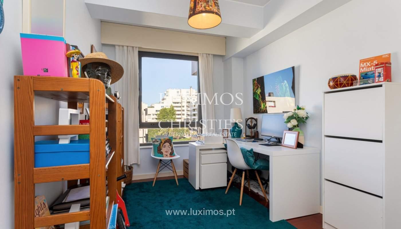 Wohnung mit Terrasse und Flussblick, zu verkaufen, in Foz, Porto, Portugal_169954