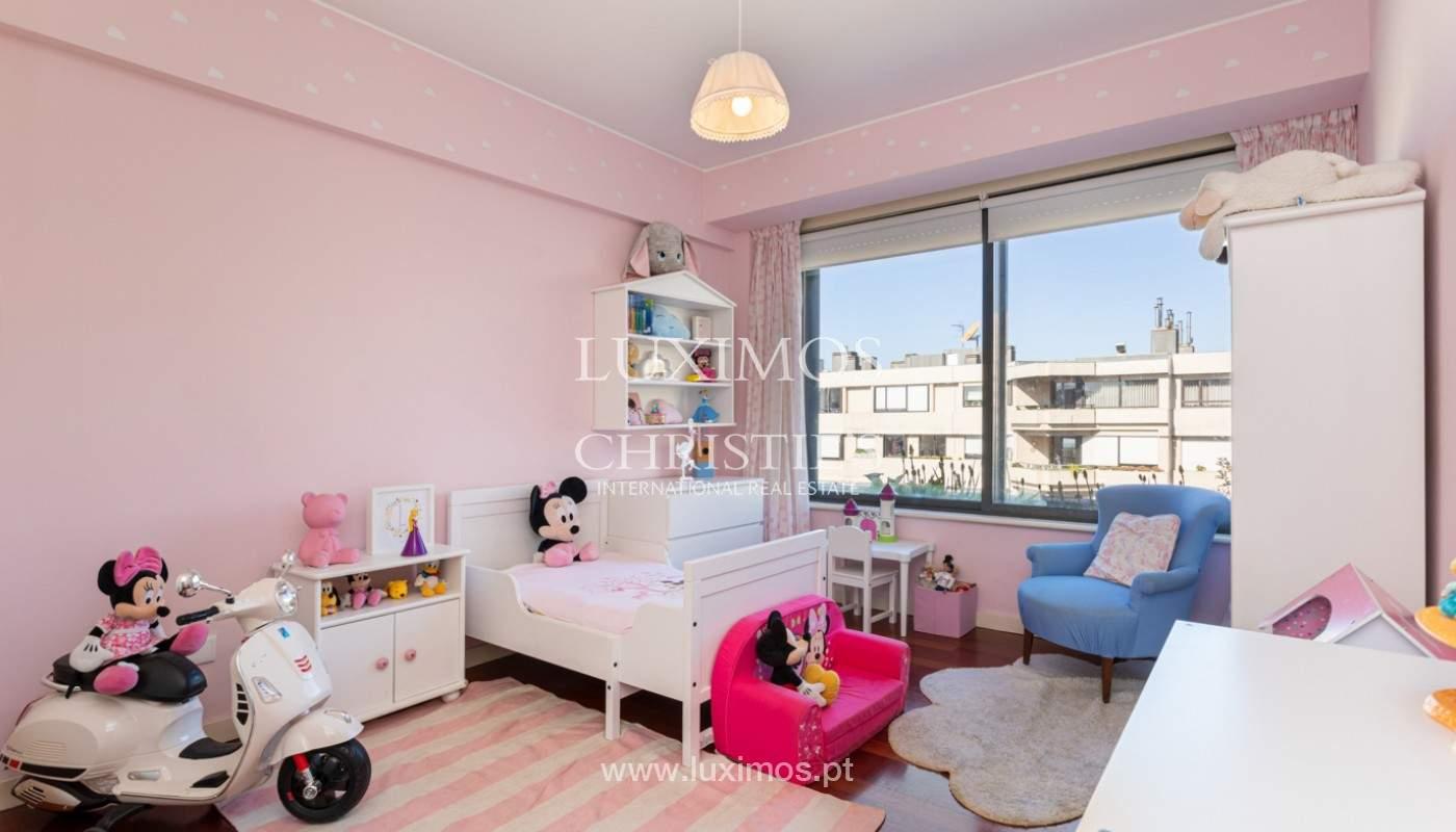 Wohnung mit Terrasse und Flussblick, zu verkaufen, in Foz, Porto, Portugal_169956
