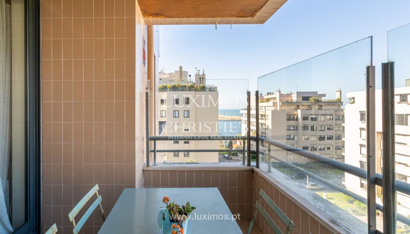 Wohnung mit Terrasse und Flussblick, zu verkaufen, in Foz, Porto, Portugal_169960